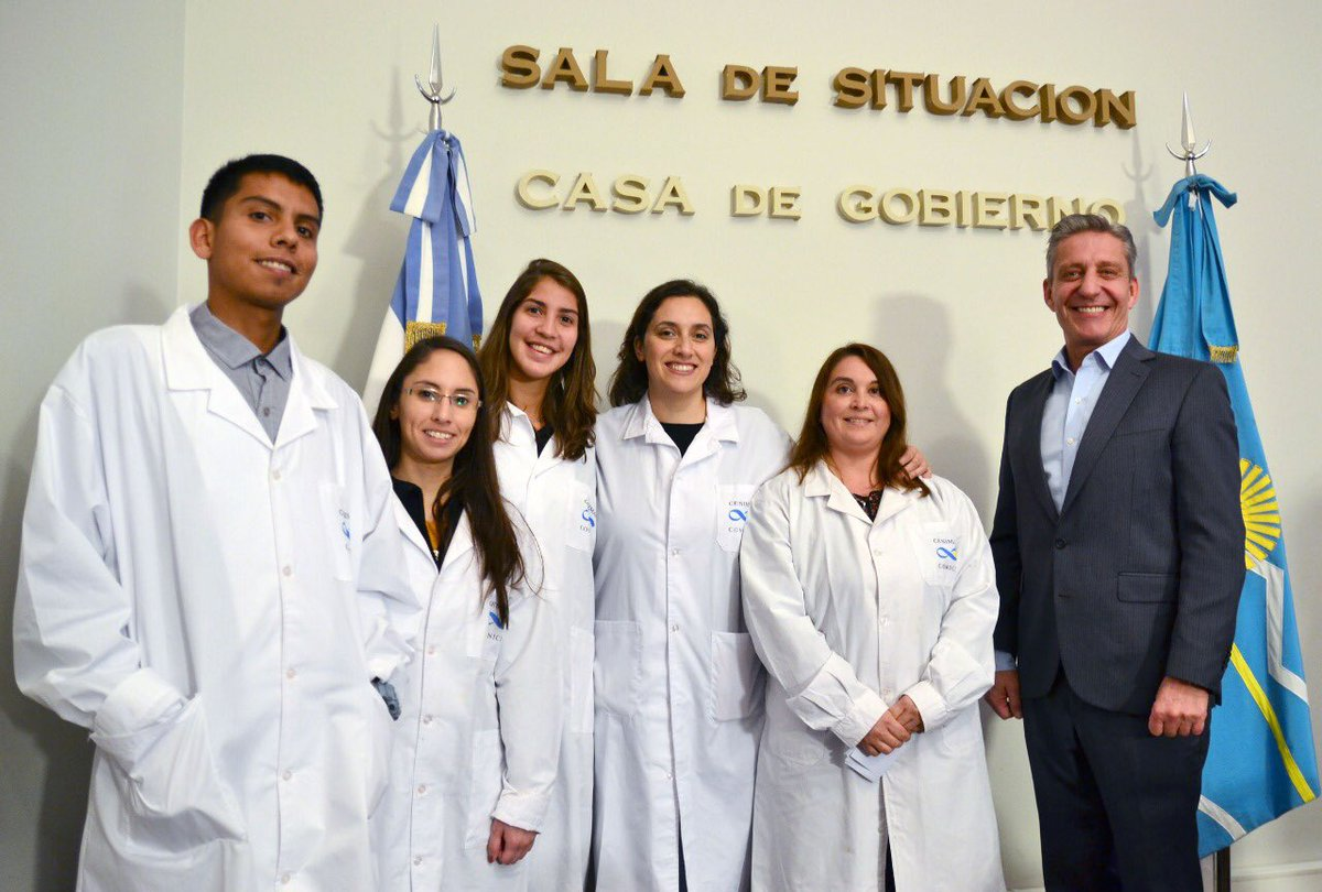 #Chubut acompaña a la #Ciencia y la #Producción a través de políticas públicas que potencian la investigación y agregan valor a nuestros productos para dejar de ser una provincia extractiva.  #ChubutGanaSiEstamosTodos