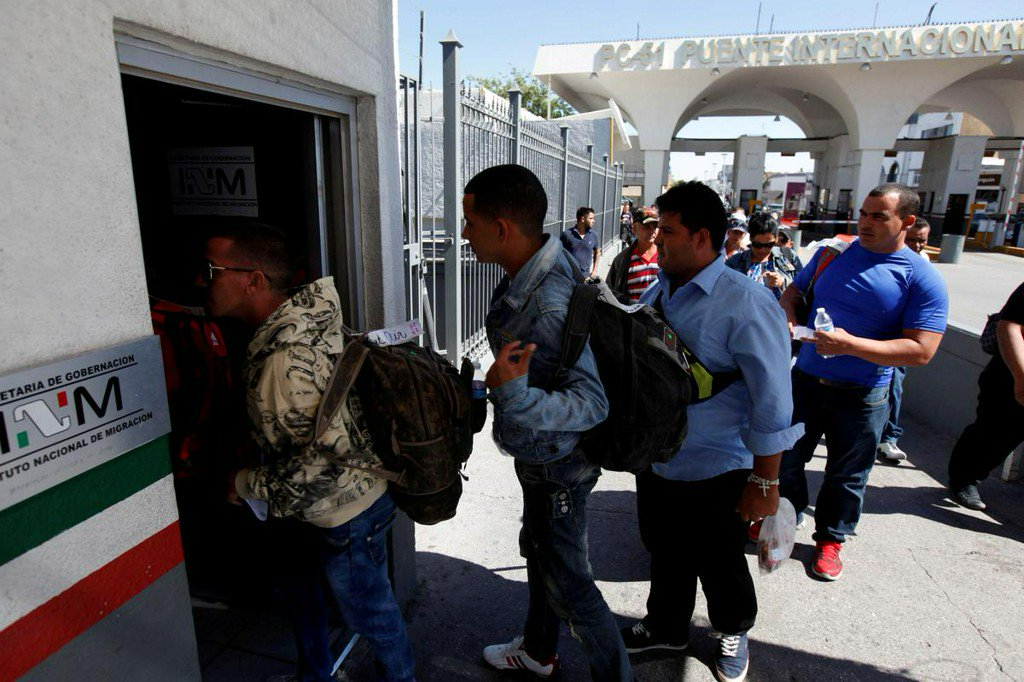 New Mexico city of Deming declares emergency over migrant releases https://t.co/zo1uhyynaJ https://t.co/t8xkxhsCRC