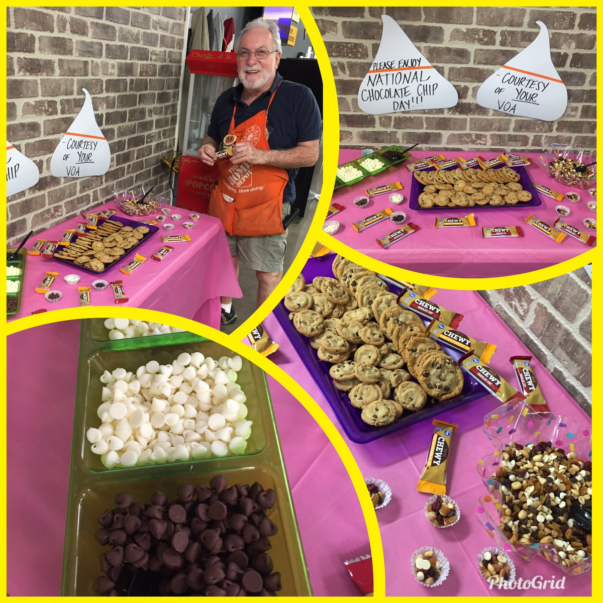 0587 celebrating National Chocolate Chip day, courtesy of the VOA! #NationalChocolateChipDay @Nickb504 @CarpenterTrina1 @asm_ddodd @Mitch_homedepot @CDawson601<br>http://pic.twitter.com/N3CaSltK2x