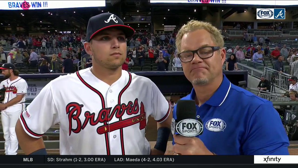 FOX Sports: Braves's photo on Austin Riley