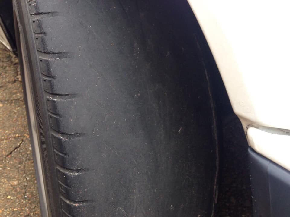 Bitches about to head to Vegas for EDC in a 2008 Altima 10k miles oil past due and these tires