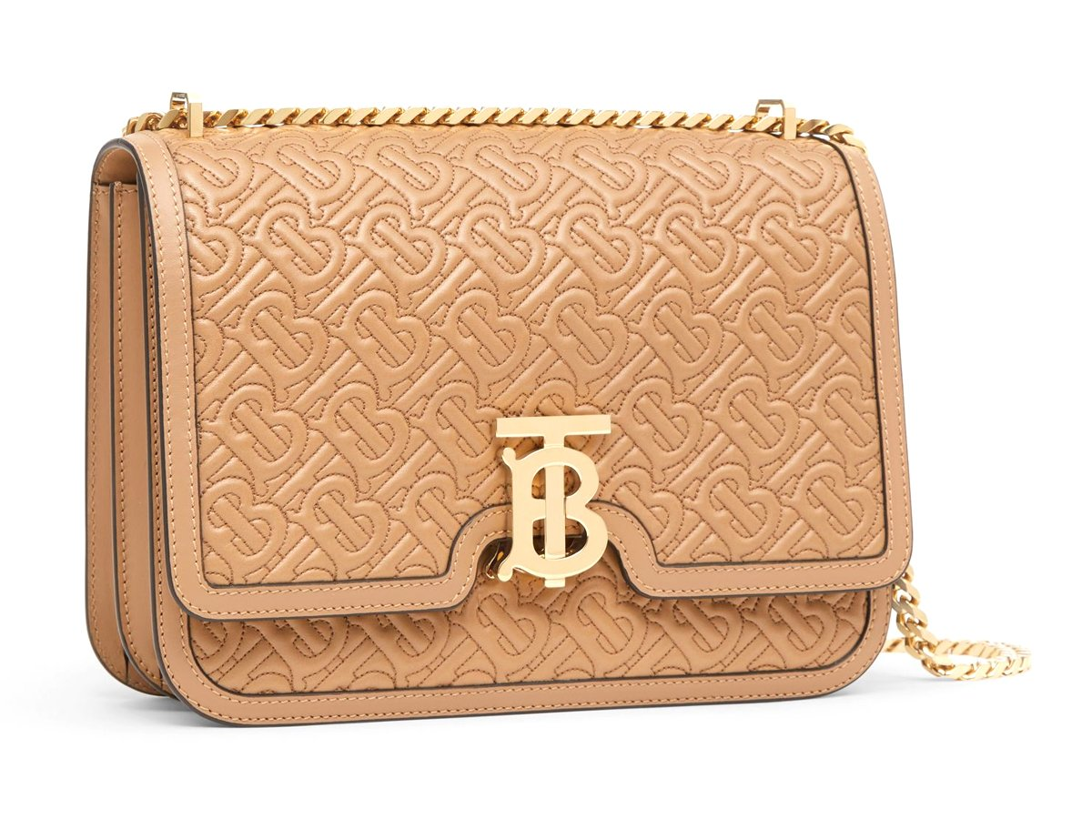 e7934b6ae065 #bagoftheday @Burberry Quilted Monogram TB Medium Bag https://bagaholicboy .com