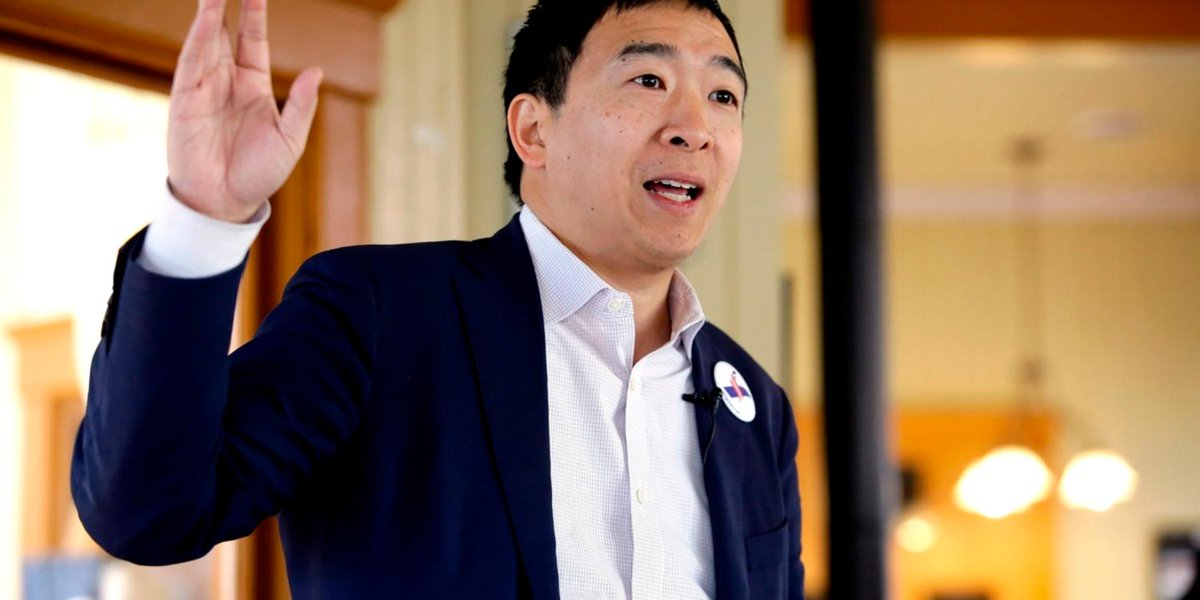 Andrew Yang on why universal basic income won't make people lazy http://bit.ly/2LN8gVa
