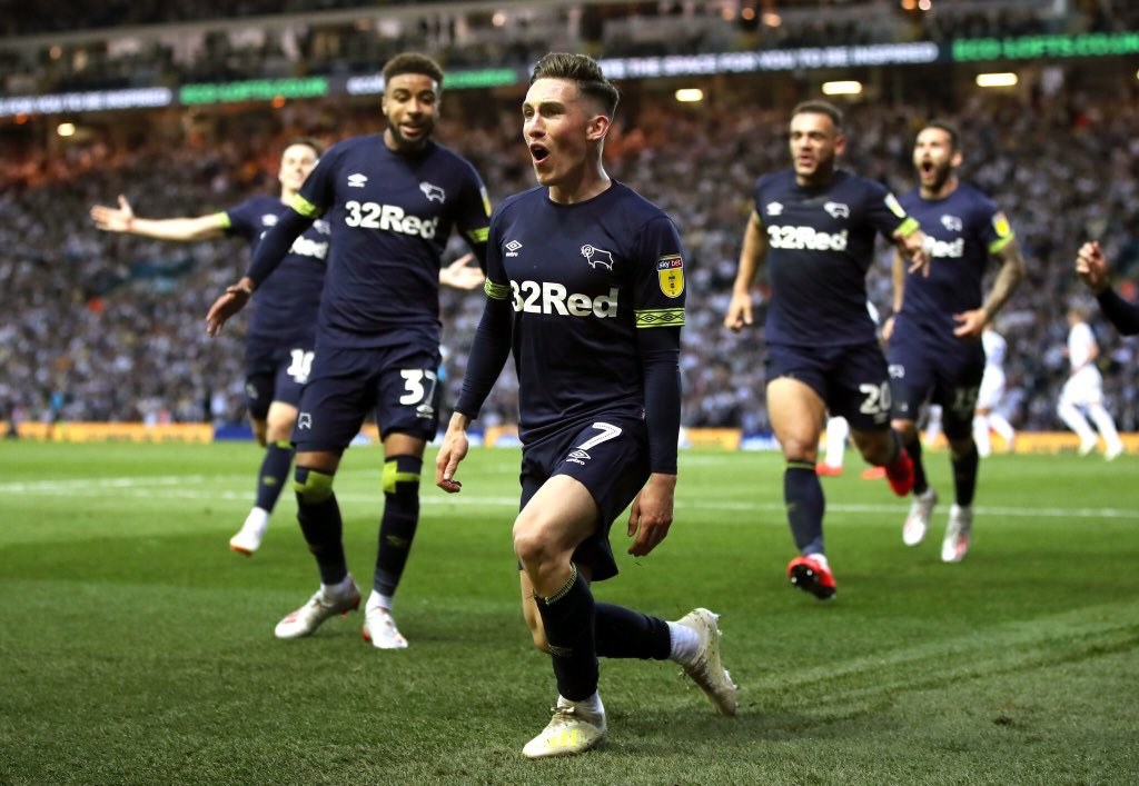 Get in🤪🤩 what a win!!🙌🏼🐏 I spy with my little eye something beginning with W👀 @dcfcofficial