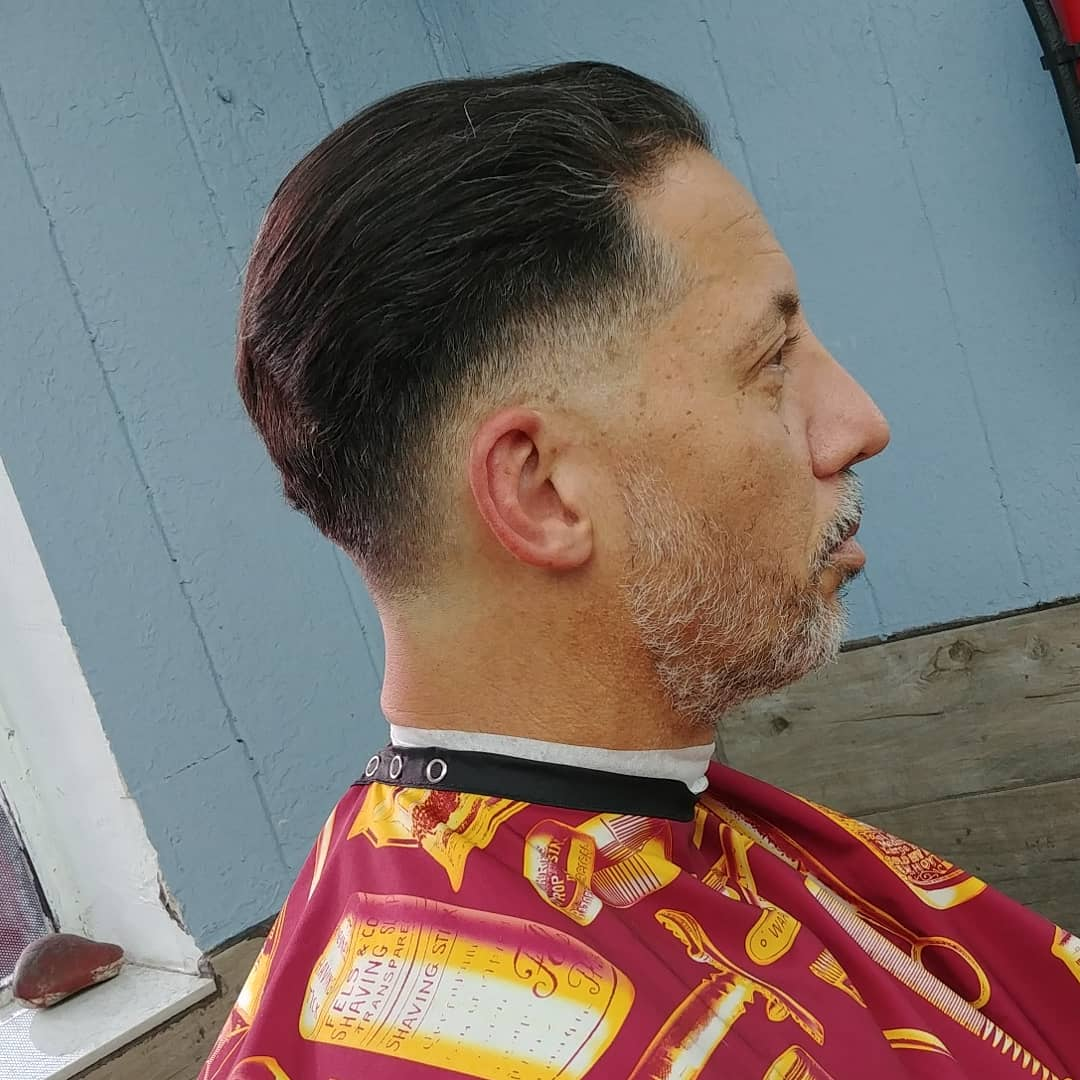 Stay FRESH my friends! #DnicestFades #MrRedBeard #LokoKuts #Barbershop #MiamiBarbers #FreshFadesDaily pic.twitter.com/KrZMTRwoBr