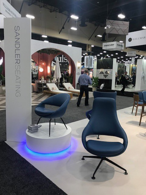 Here's a peek of our booth at #hdexpo2019. Stay tuned for more!