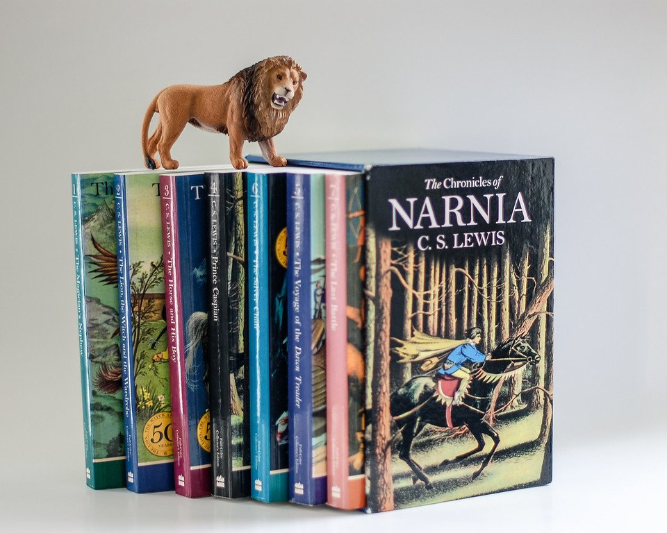 Ebook Novel The Chronicles Of Narnia Bahasa Indonesia