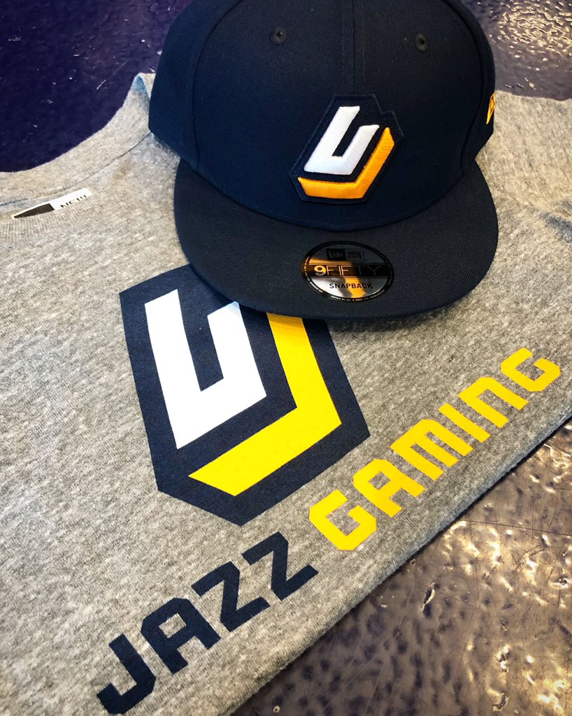 0660526deb0 Jazz Gaming plays tomorrow and Friday. Support our team and pick up some  merch at http://jazzteamstore.com !pic.twitter.com/wrULNu2e4J