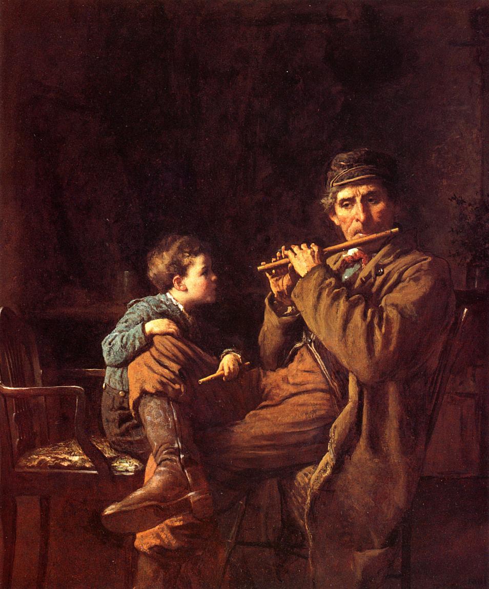 An Earnest Pupil, 1881 #eastmanjohnson #johnson <br>http://pic.twitter.com/Qk4Bi4ndUN