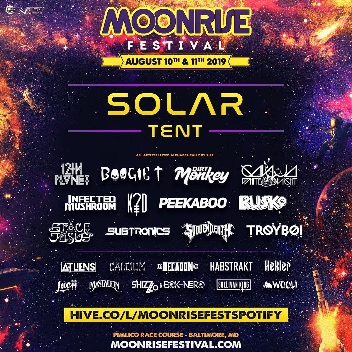 Moonrise Festival on Twitter: