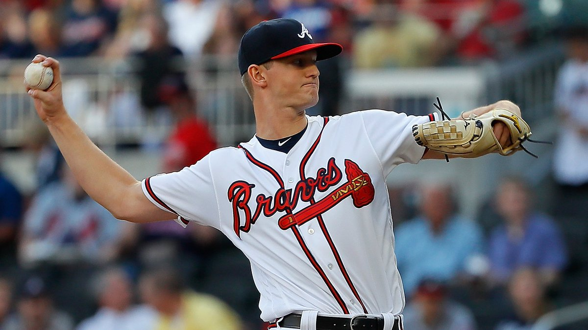.@Mike_Soroka28 is just the 2nd @Braves pitcher since 1918 to have 6 straight starts allowing 1 ER or less to start a season (Kris Medlen, 2012).