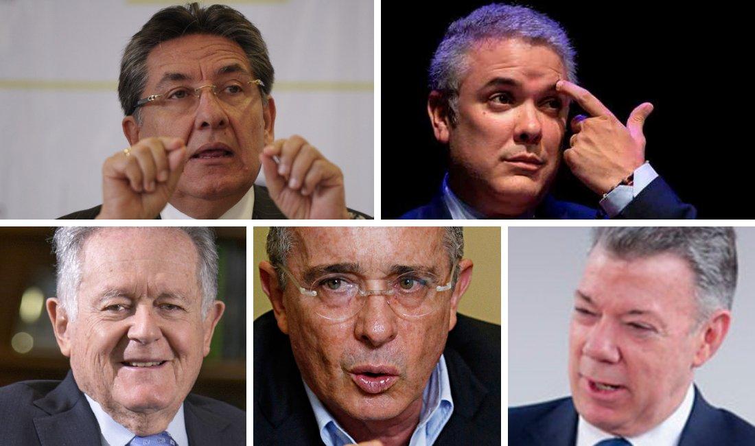 La #CrisisInstitucional No se da por la Renuncia del fiscal, la crisis se da porque las instituciones están inmersas y en manos de los corruptos....