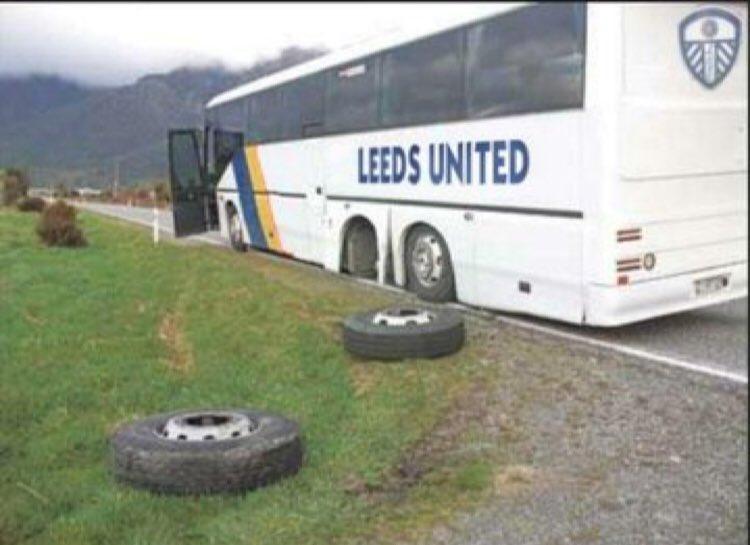 RT @LOYALWALL1: #LeedsLeedsHaveFallenApartAgain #leedsderby #dcfc #lufc #Championship https://t.co/i5QTbQpOK0