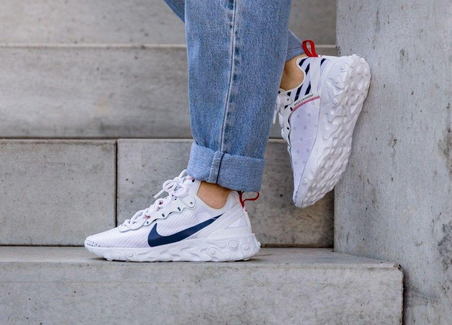 Women's Nike React Element 55 \