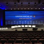 Image for the Tweet beginning: #EMD19 We are ready! What
