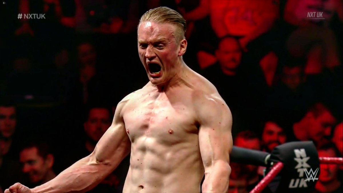 Pure Passion.Pure Energy.Pure Intensity.#UNBESIEGBAR is here @NXTUK