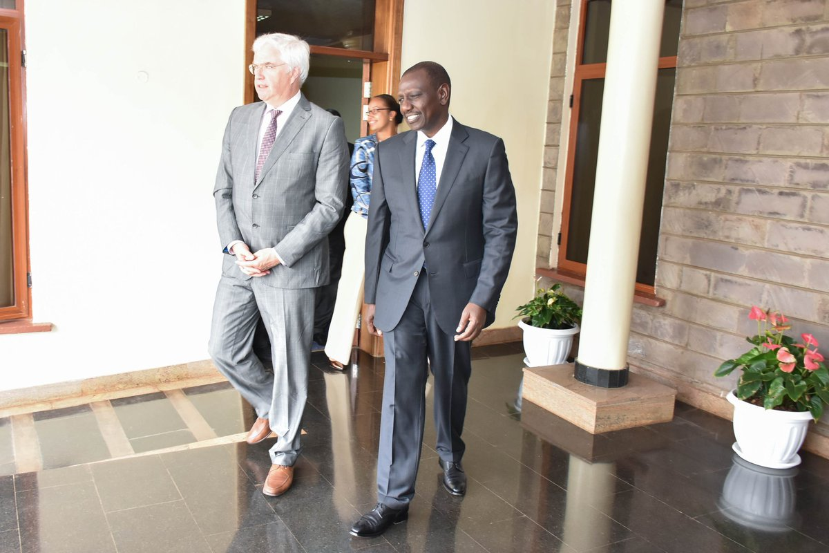Kenya is rooting for increased trade opportunities with Belgium and seeking to capitalise on emerging export markets to sell its fresh produce, including cut flowers, fruits and vegetables.