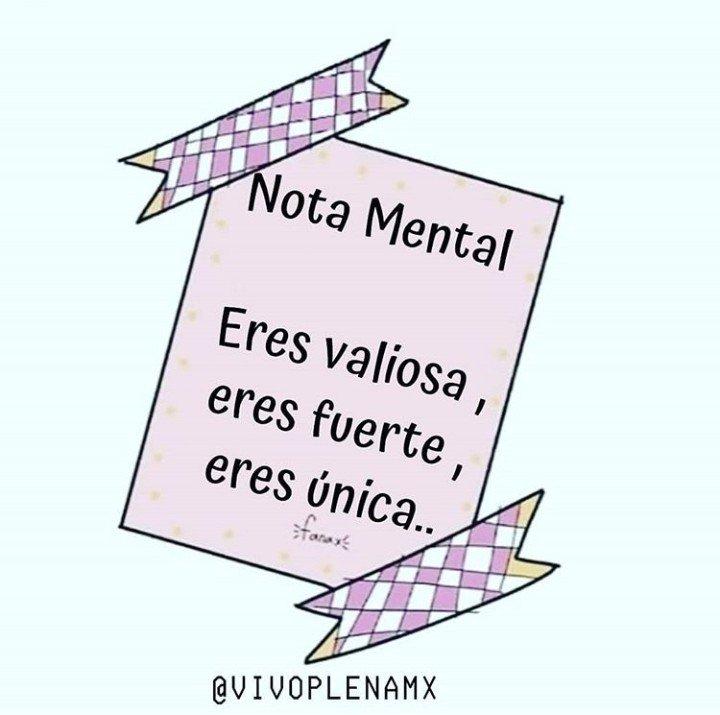 Vivo Plena Mx On Twitter Vivoplenamx Nota Notamental
