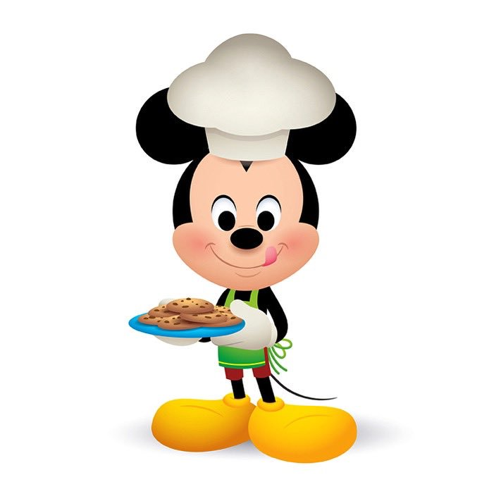 A little Chef Mickey for National Chocolate Chip Day! #DisneyBaby #MickeyMouse  #NationalChocolateChipDay <br>http://pic.twitter.com/j6T3ZqXnSG
