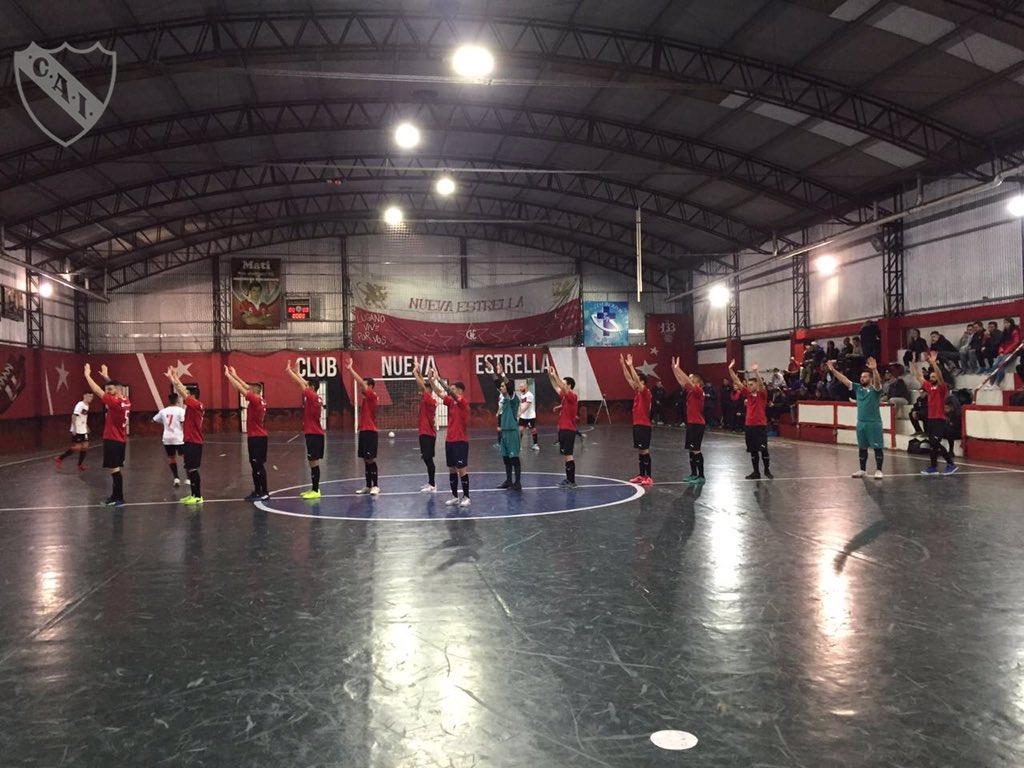 El futsal avanza en la Copa Argentina