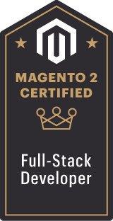Certified Full Stack Developer