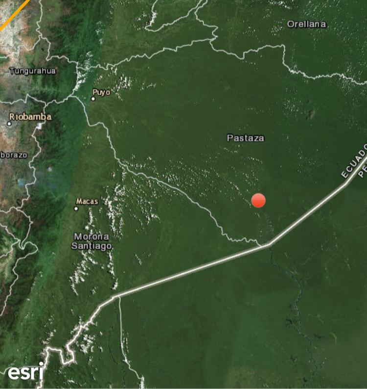 EarthQuakesTime