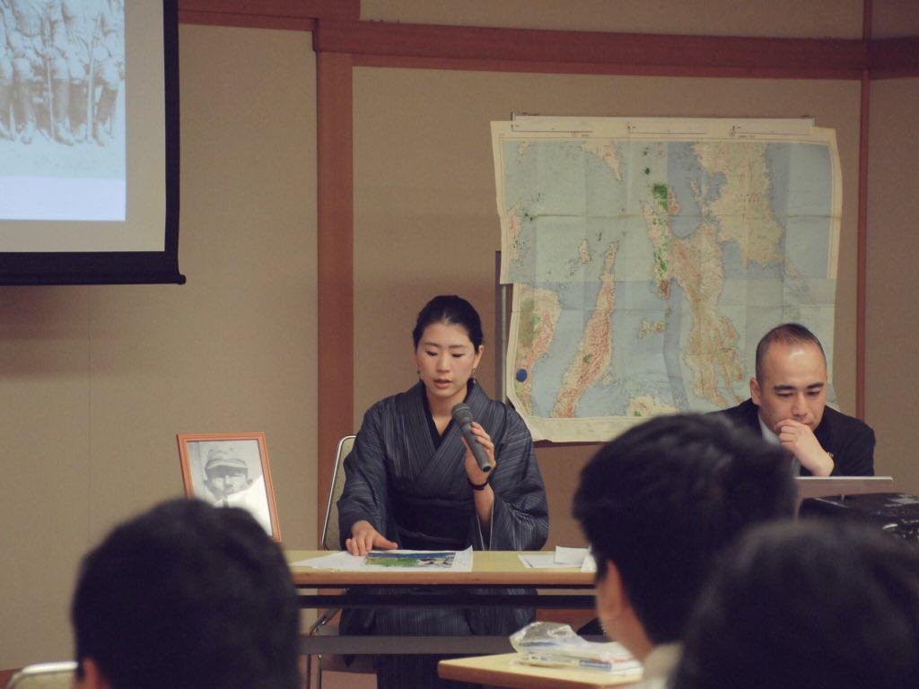 先週末は陸軍第一師団松本實副官(98)からお話を伺う勉強会でした。しかし体調不良により来れなくなった為急遽事前に取材した戦歴と当時の背景を学ぶ勉強会に変更。