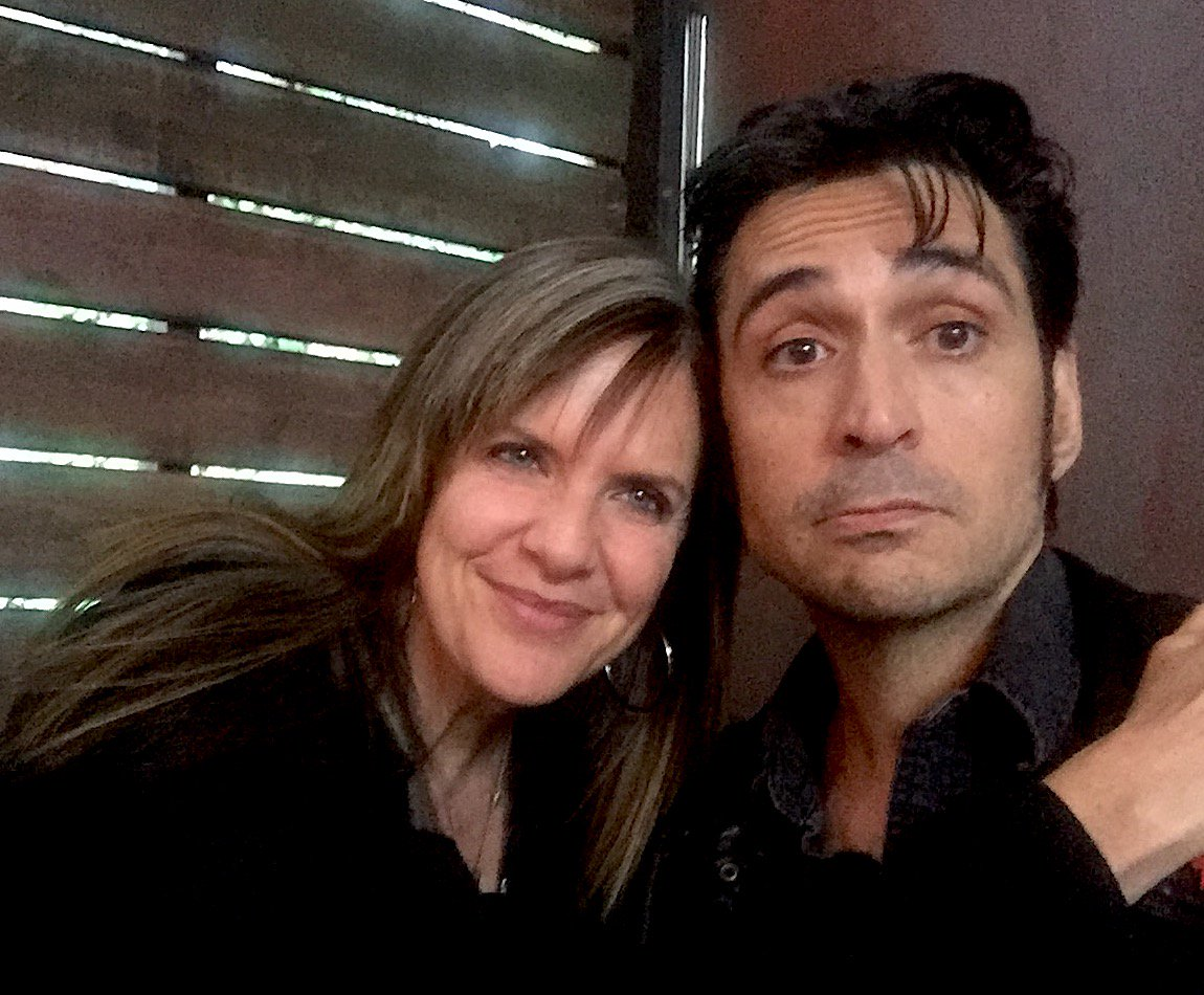 Mark Meer على تويتر Reunited With The Other Half Of