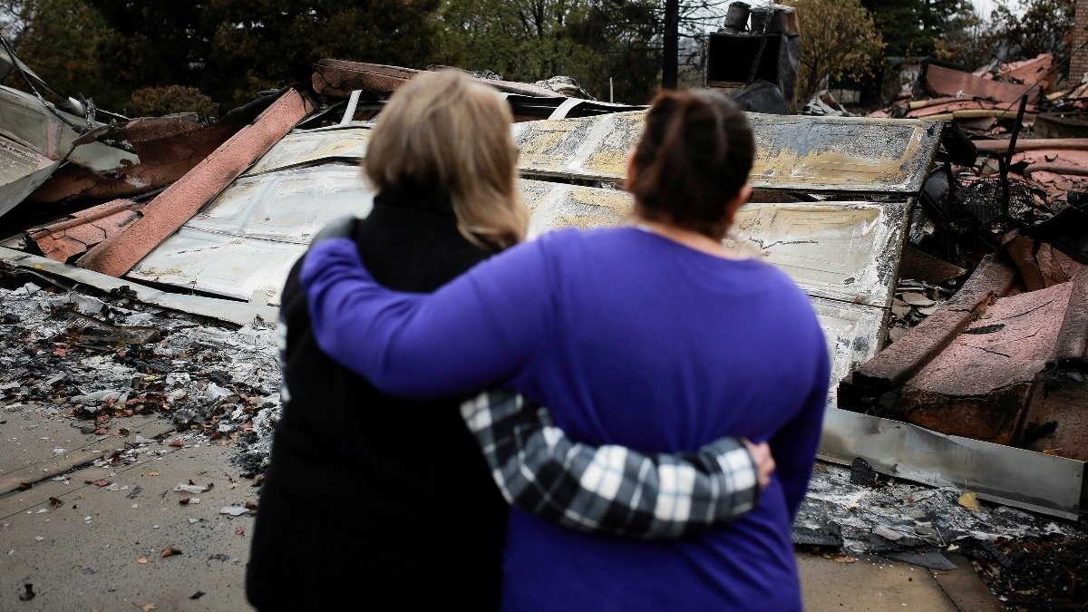 PG&E lines caused deadly Camp Fire: officials https://reut.rs/2VGj0cp