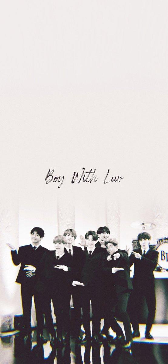 The Late Show. BTS 'Boy With Luv' 배경화면&헤더 (1/3) rt, 🖤 #방탄소년단 #BTS #진이야배경화면 #BTSonLSSC @BTS_twt