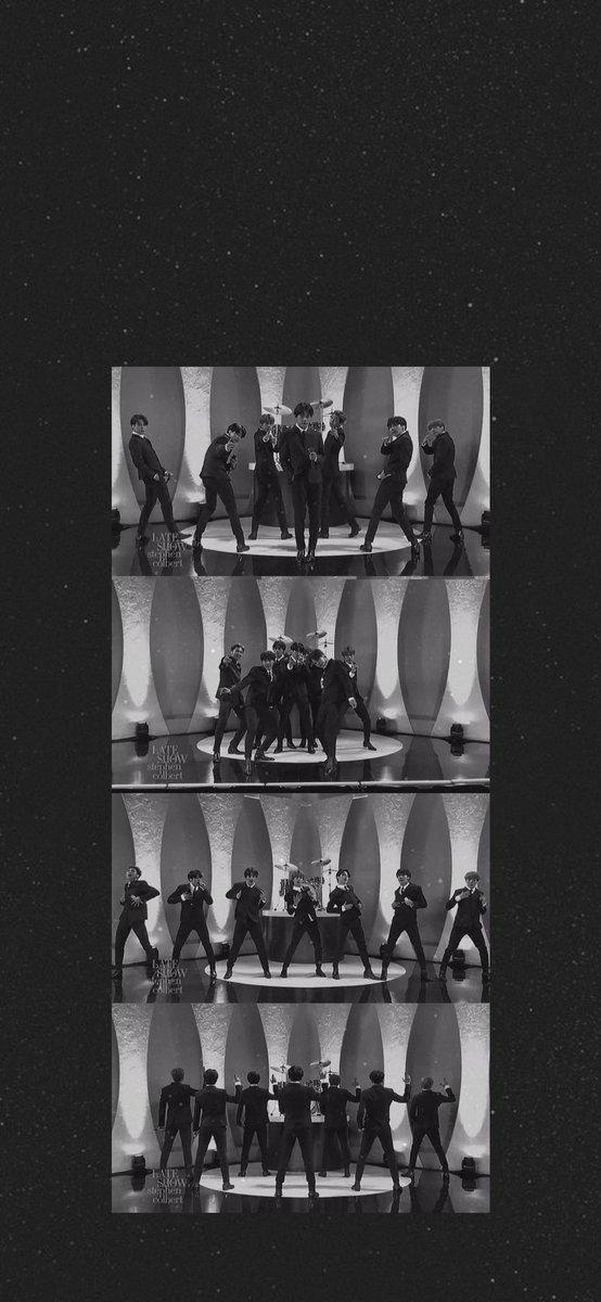 The Late Show. BTS 'Boy With Luv' 배경화면&헤더 (2/3) rt, 🖤 #방탄소년단 #BTS #진이야배경화면 #BTSonLSSC @BTS_twt