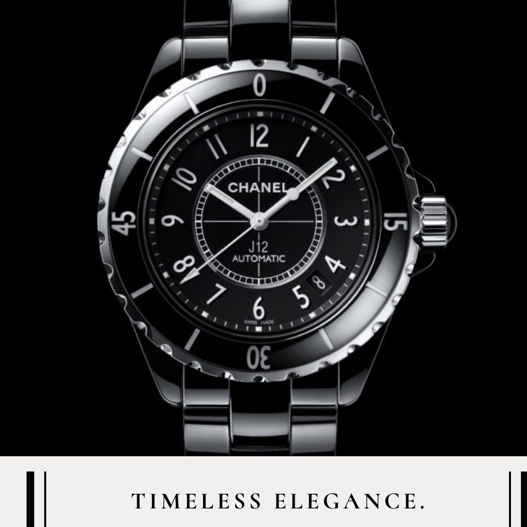With new calibre and redesigned typography, the famous watch by Chanel gets a makeover.  Read the full story on our website. Click on the link 👇  https://lofficiel.in/spot-light/brilliance-reincarnated…  #luxurywatch #chanelj12 #chanel #chanelwatches #revampedwatches #luxurylifestyle #lofficiel #lofficielparis
