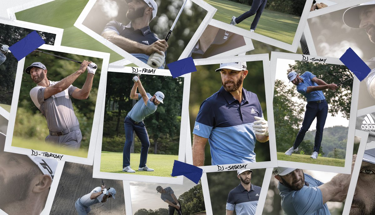 GIVEAWAY!! I'm giving away @DJohnsonPGA scripting for this week's PGA Championship. For a chance to win DJ's shirt, trousers and belt for each day simply retweet this post then follow me and @adidasGolf  Winner drawn on Monday #PGAChampionships #giveaway