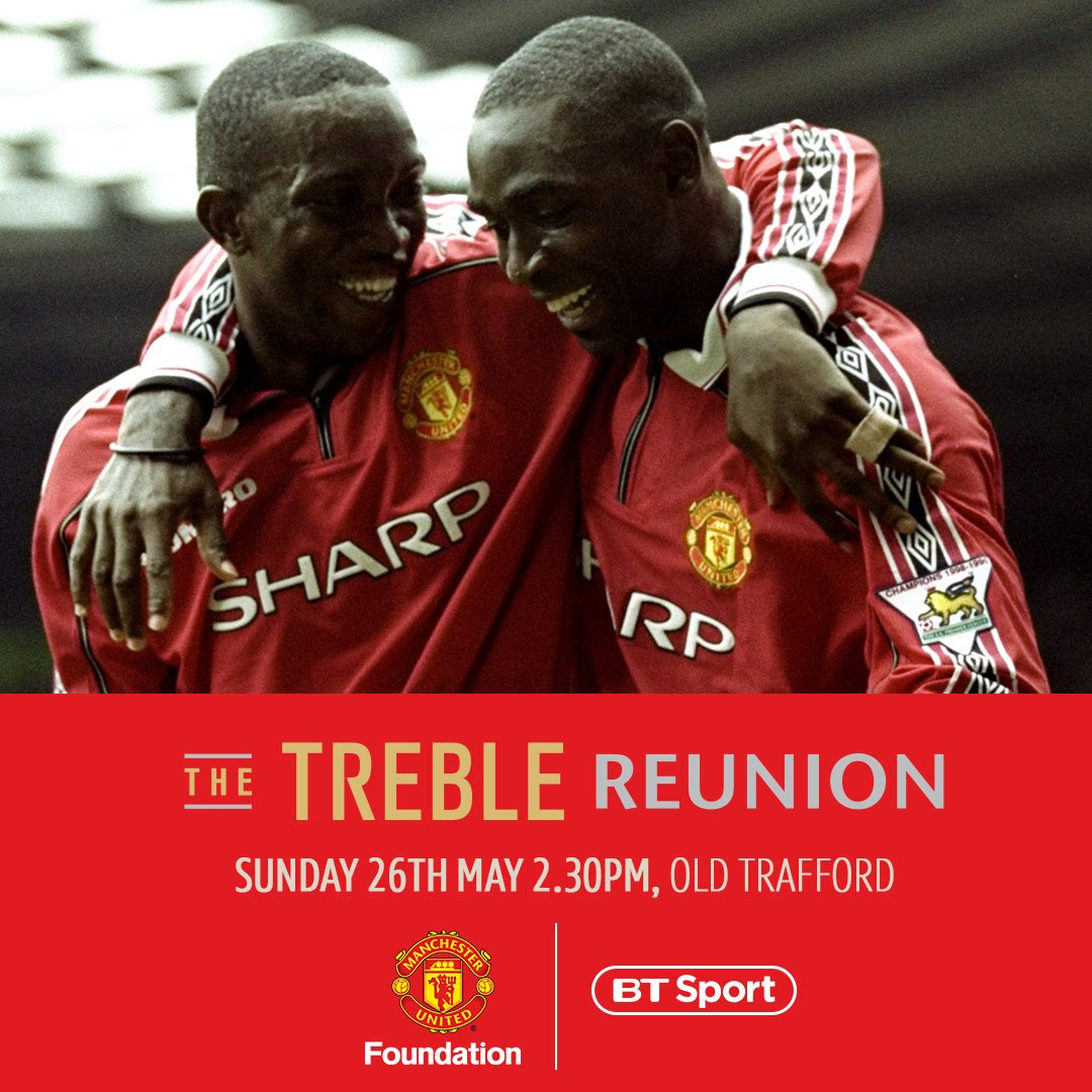 @MU_Foundation How many goals did Dwight Yorke and Andy Cole score during the 1998/99 season for Man Utd combined? #Treble99.   Reply to this with your answer using #Treble99 https://t.co/82rLRz4jTi