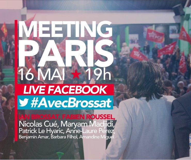 Nous sommes déjà à Paris! Prêt pour la rencontre avec les camarades français du @PCF ✊🏽