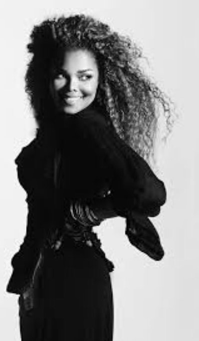 Happy 53rd Birthday to Janet Jackson!