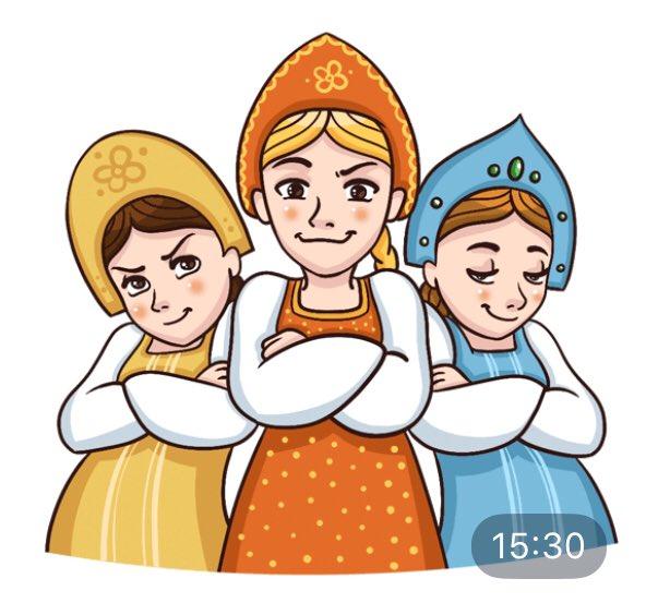 Прикольные картинки 3 девицы, подругам картинки надписями