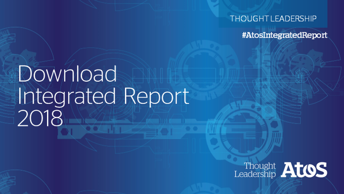 Based on financial and #CSR indicators, #AtosIntegratedReport 2018 analyzes our risks...