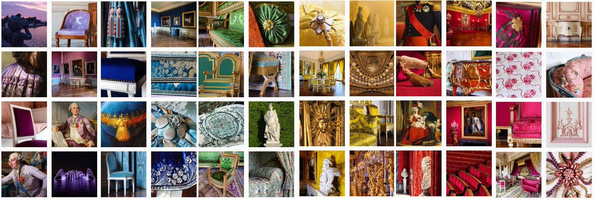 #MuseumWeek #RainbowMW Find the colorful series of the Instagram account of the Palace of Versailles. instagram.com/chateauversail… #VersaillesRed #VersaillesYellow #VersaillesBlue #VersaillesGreen #VersaillesRose #VersaillesWhite #VersaillesViolet