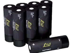 水を入れて使用可能に!20年以上の保存寿命を保証する新発想乾電池「JAW Batteries」