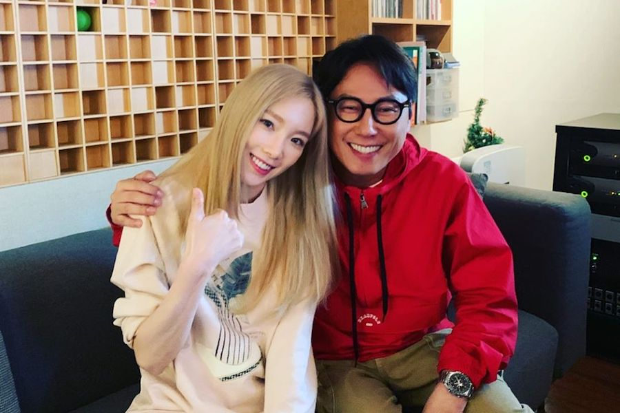 #GirlsGeneration's #Taeyeon To Feature In Next Monthly Yoon Jong Shin Project https://www.soompi.com/article/1324902wpp/girls-generations-taeyeon-to-feature-in-next-monthly-yoon-jong-shin-project …