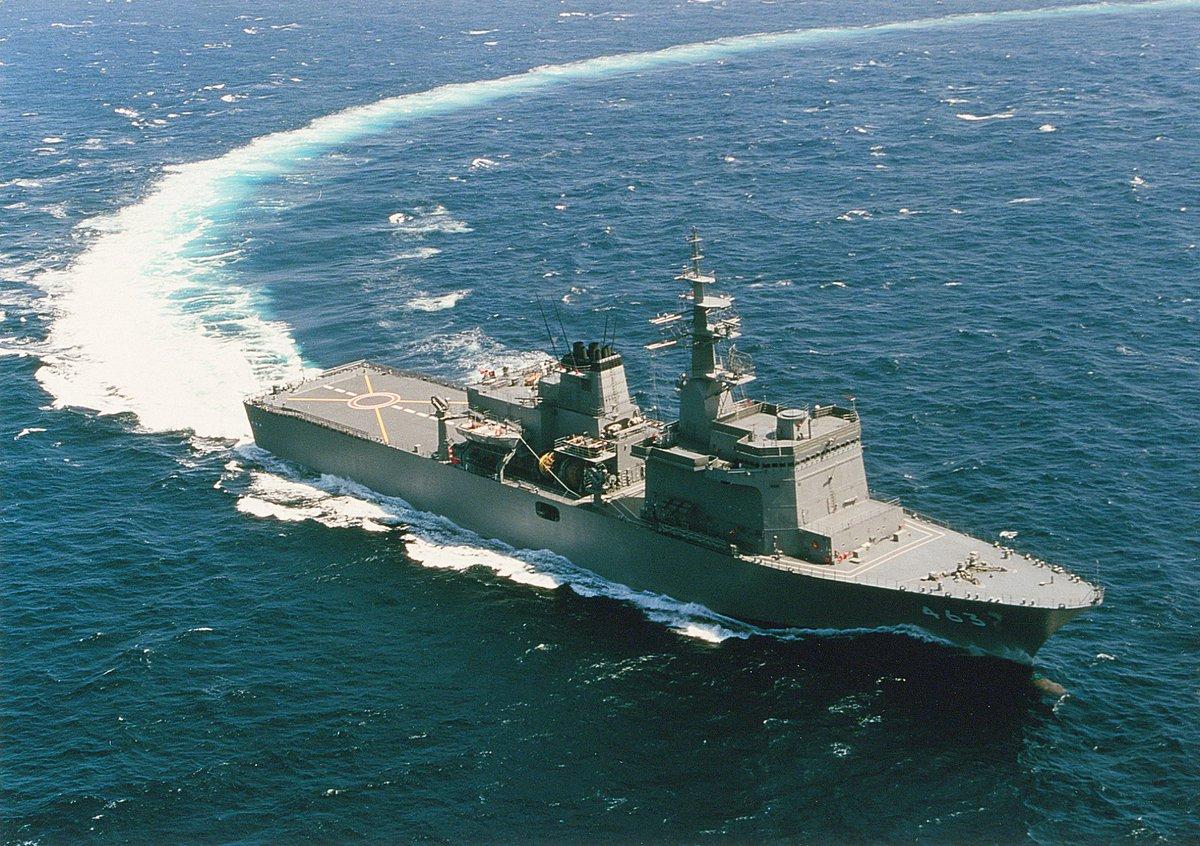 фото кораблей японии странно