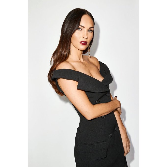 Happy Birthday to our ULTIMATE girl crush Megan Fox