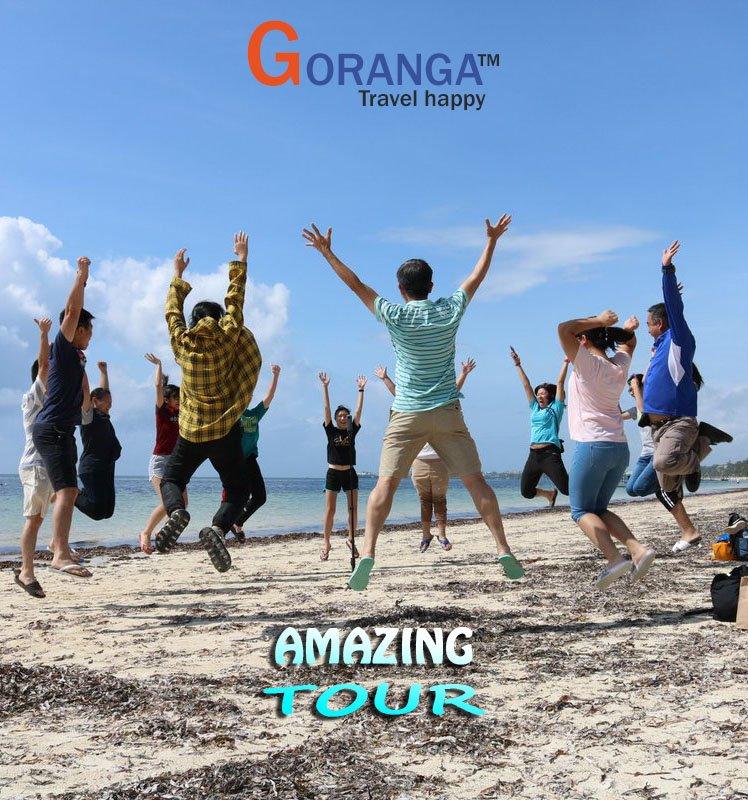 Amazing Tour at Goranga