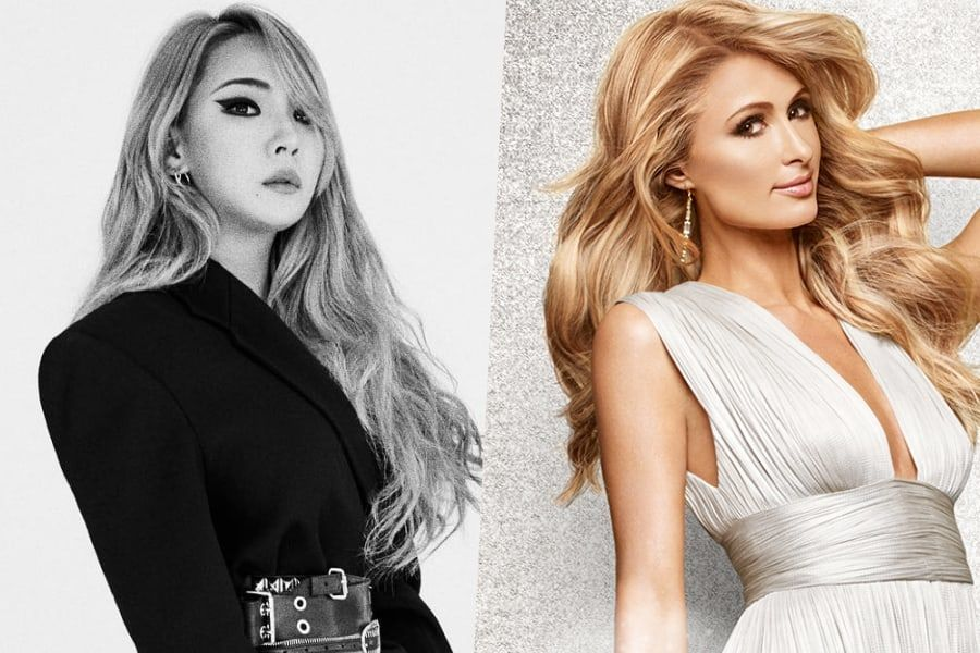 CL In Talks To Host New JTBC Talk Show With Paris Hilton As