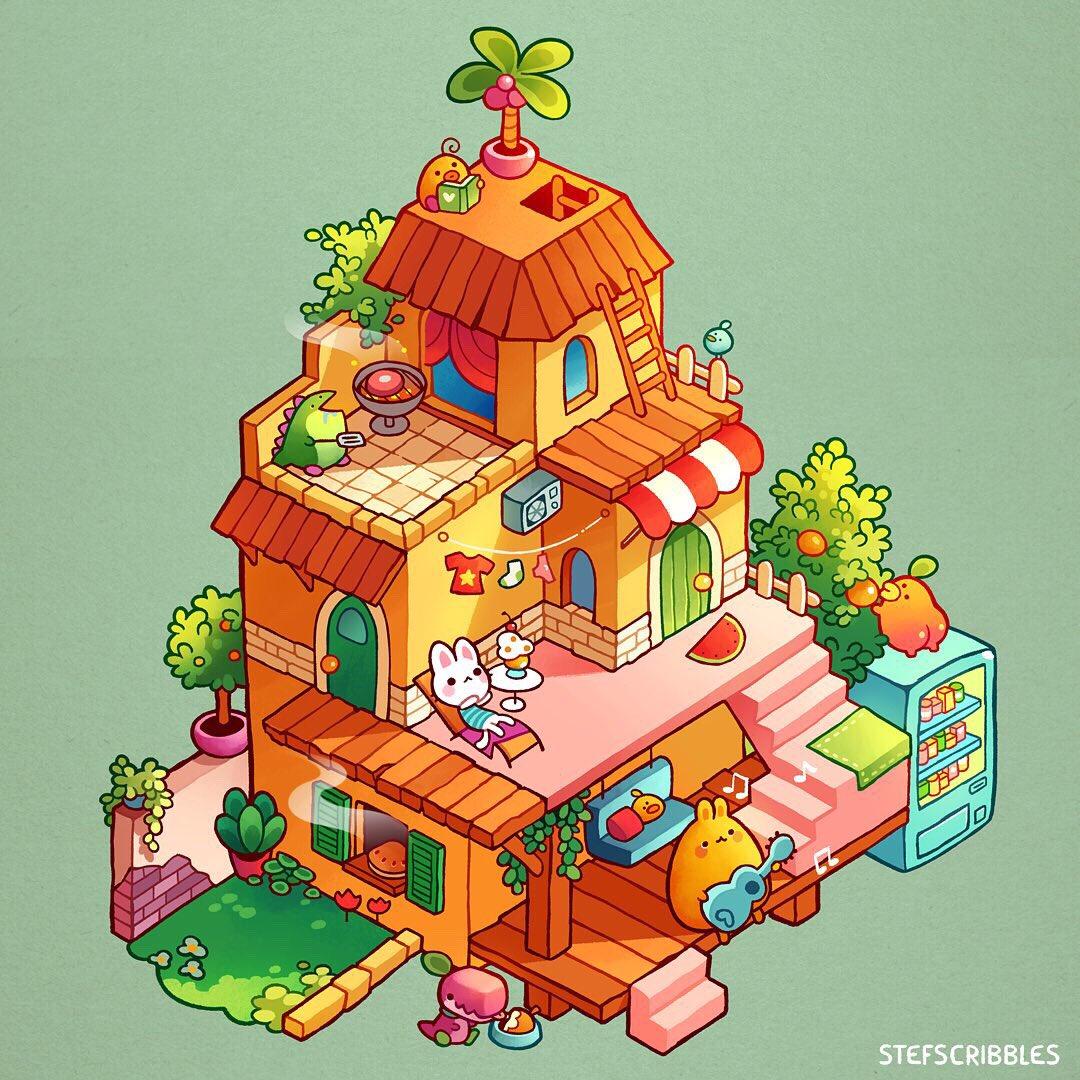 house share ❤️
