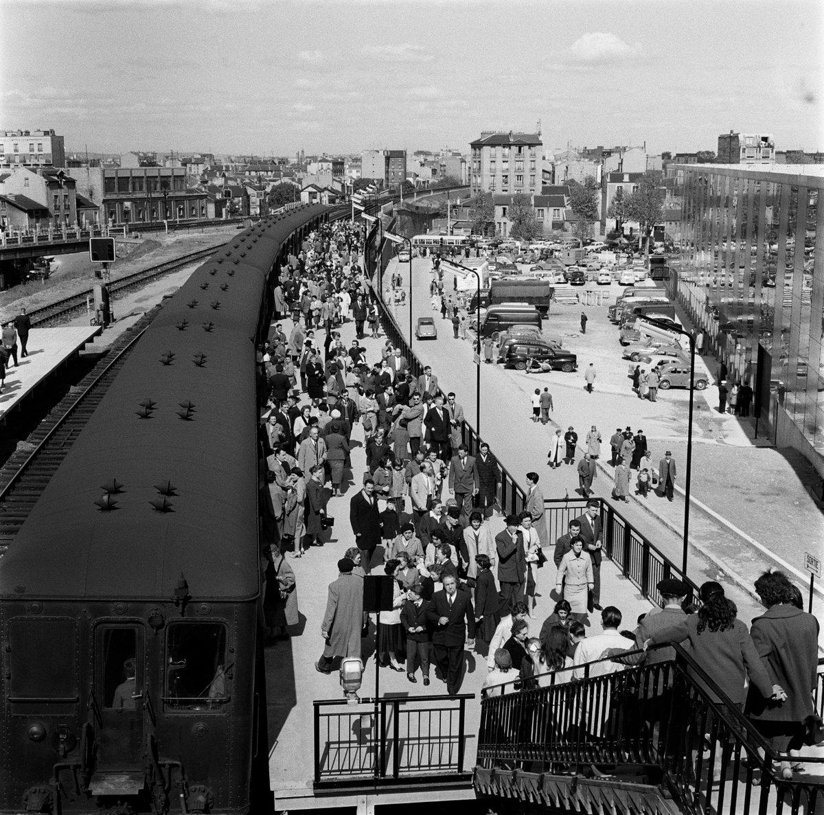 Lignes N et U SNCF's photo on #JeudiPhoto