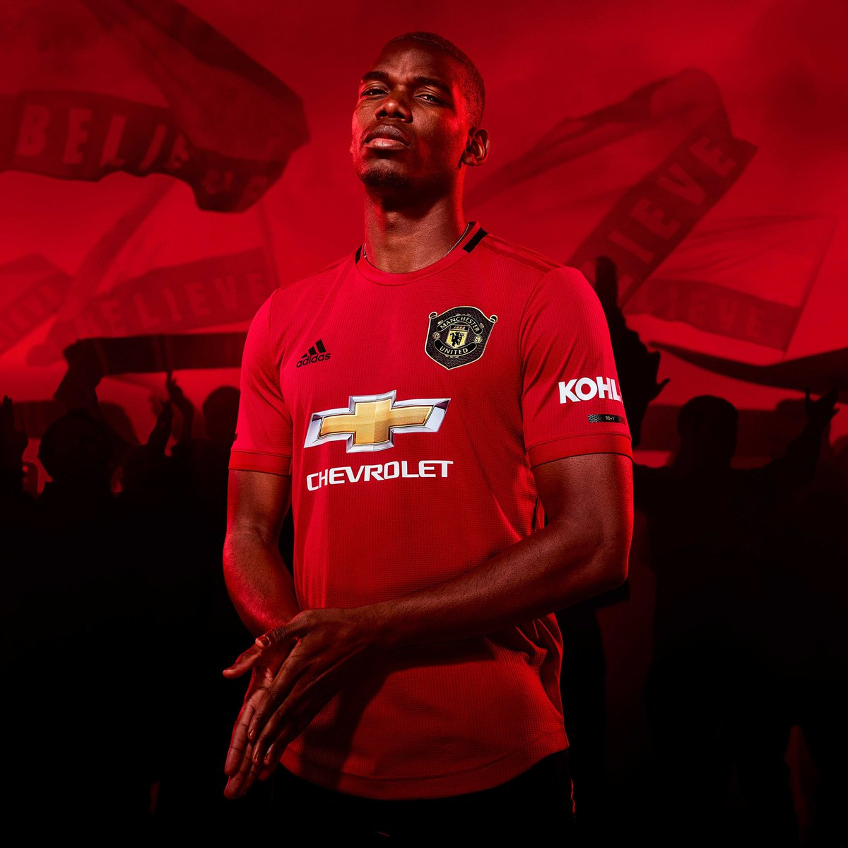 bfb2349e Shirt Alert: The new Manchester United home shirt has been revealed What do  you think?pic.twitter.com/3HvToOkDPR