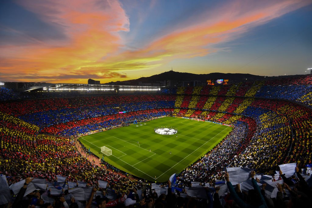 Messi... Suarez... Hardaker?Wigan Warriors and Catalan Dragons are set to light up the Nou Camp in what could be a seminal day for rugby league.https://bbc.in/2Q4B75T