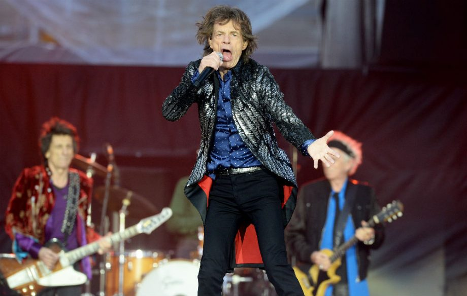 NME's photo on Mick Jagger